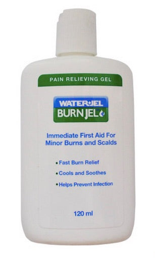 Water-Jel Burn Gel Squeeze Bottle 120ml