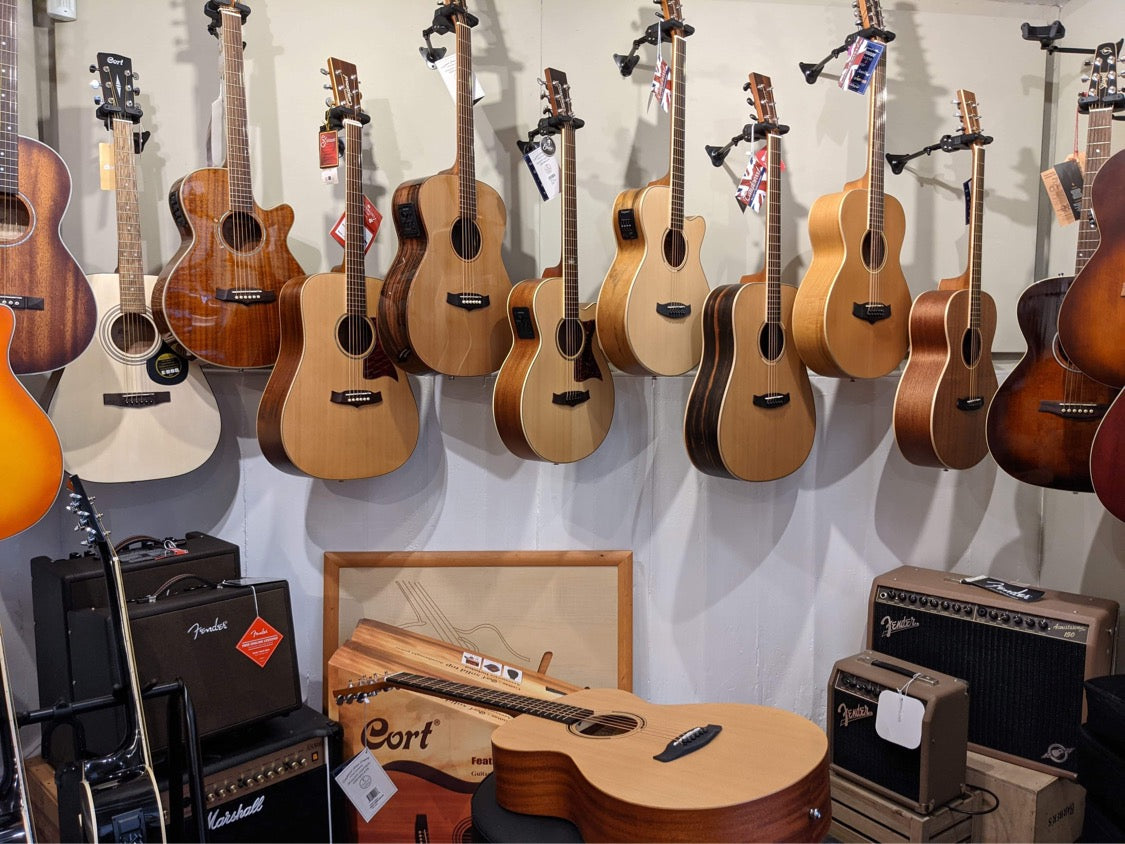Tanglewood Guitar Competition Yeovil Somerset