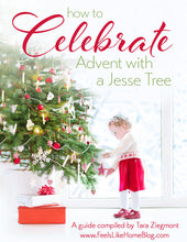 Load image into Gallery viewer, How to Celebrate Advent with a Jesse Tree - Individual Family Use Only