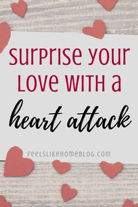 Heart Attack Printable