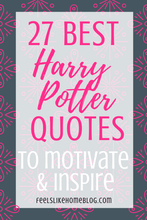 Load image into Gallery viewer, 27 Best Inspiring Harry Potter Quotes Printable