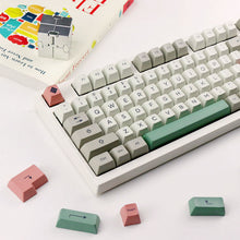 Load image into Gallery viewer, Keycap storage box gift box packing box thickened blister lining