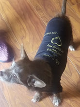 Load image into Gallery viewer, Custom made t-shirt for your fur-baby