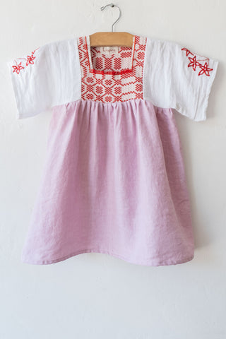 Nina Leuca Lt Pink Luna 13 Dress