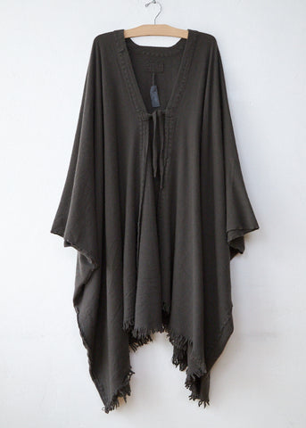 Private  02 04  Moss 1820 Long Poncho