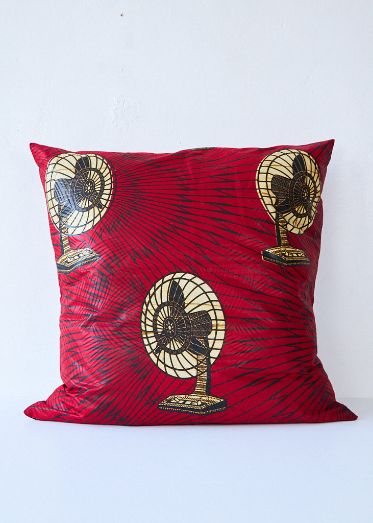 Csao Red Fans Pillow