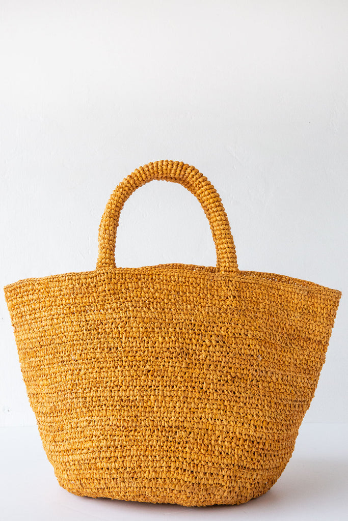Sans Arcidet Yellow Kapity  Bag