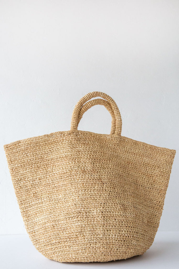 Sans Arcidet Natural Kapity  Bag