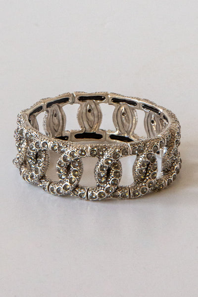 Philippe Audibert Silver Princess Bracelet