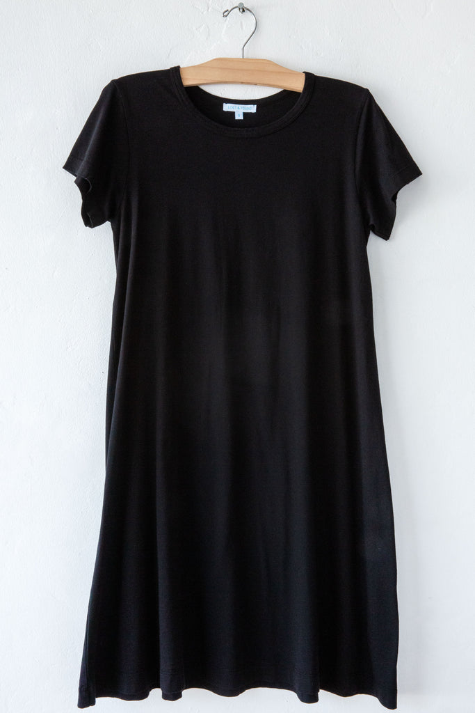 lost & found black swing dress