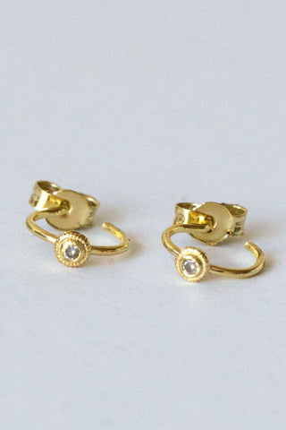 5 octobre bali diamant earrings