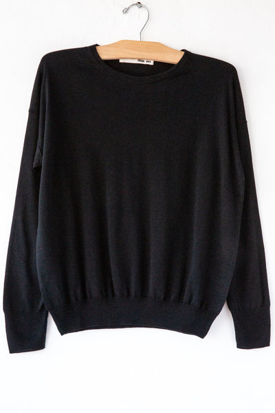 officine generale north sea crew neck sweatshirt