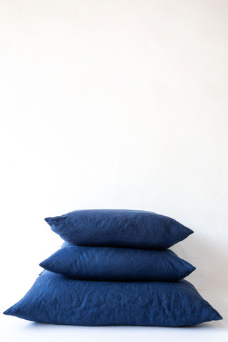 Lost & Found Nautical Linen Pillow