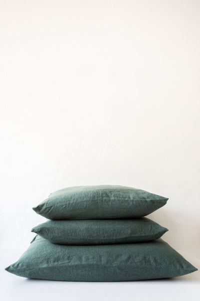 Lost & Found Forest Linen Pillow