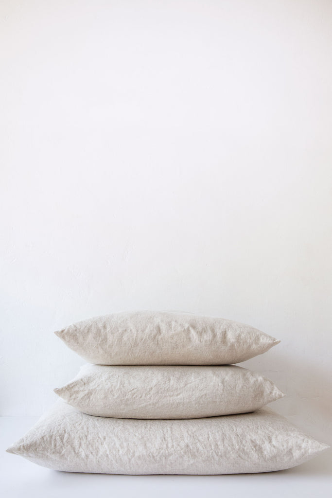 Lost & Found Sand Linen Pillow