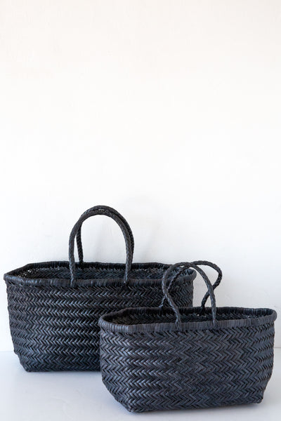 Dragon Diffusion navy triple jump tote