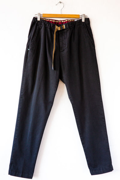 White Sand Dark Grey Pant