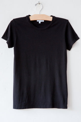 lost & found black small tee