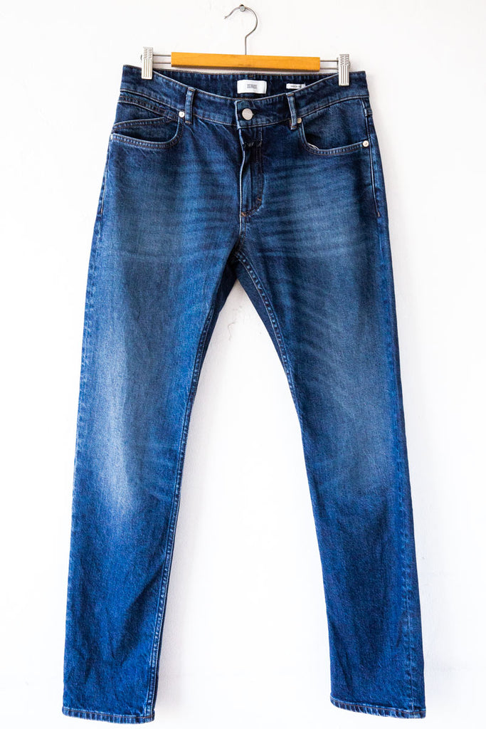 Closed Dark Blue Unity Slim Denim Jean