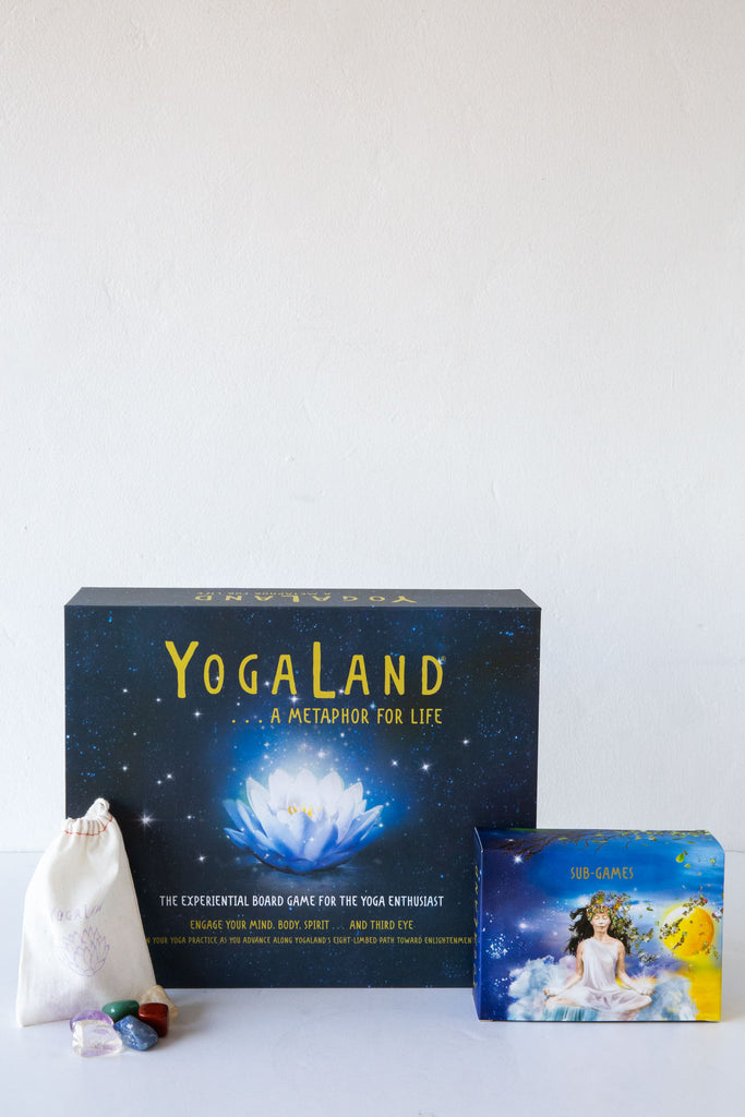 Yoga Land Board game