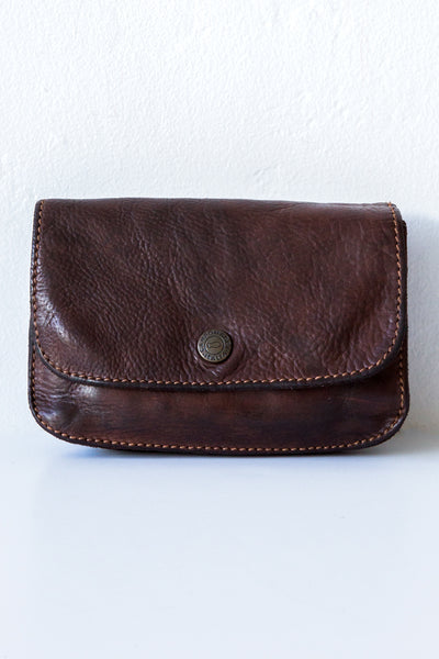 campomaggi dk brown wallet