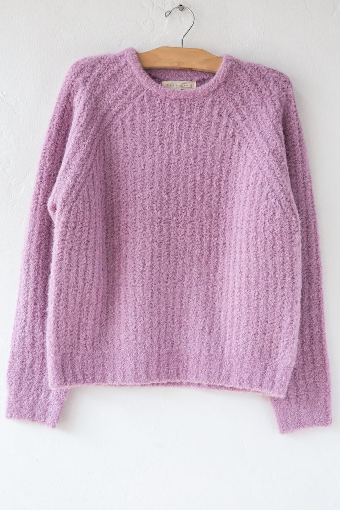 Hansel from Basel Lilac Juniper Pullover Sweater