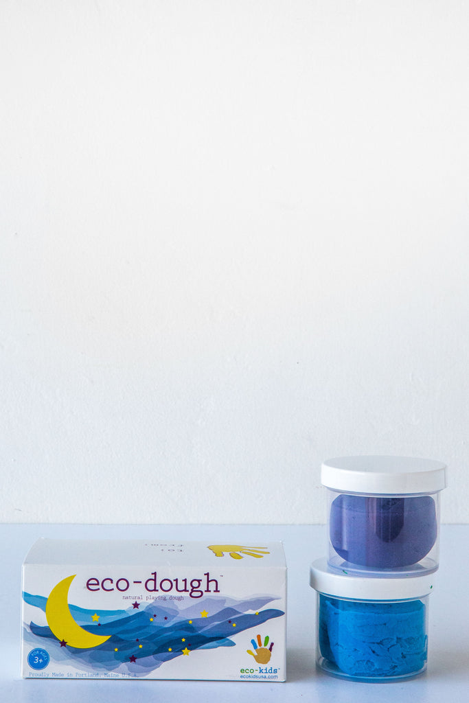 Purple/Blue EcoDough