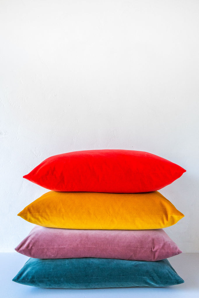 Christina Lundsteen Basic Saffron Cushion