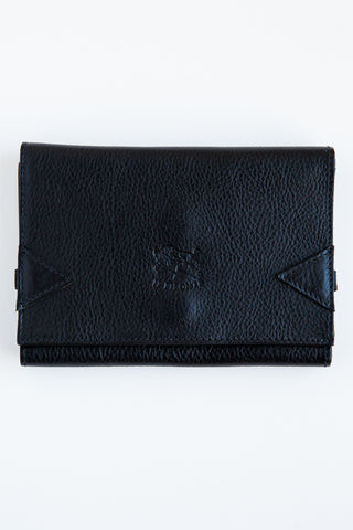il bisonte black donatelo wallet