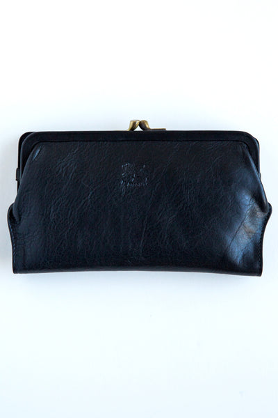 il bisonte c0671 black wallet