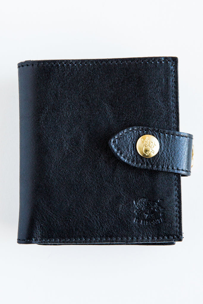 il bisonte black c1033p wallet