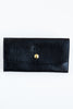 il bisonte c1008p black wallet