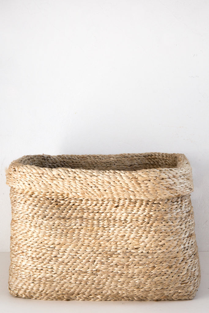 maison bengal natural vegetable basket
