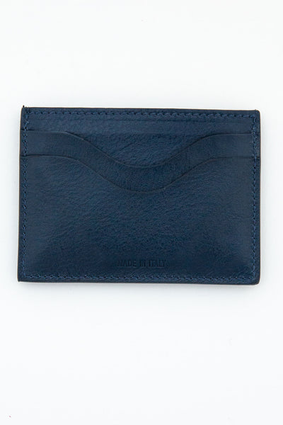 il bisonte blue card case