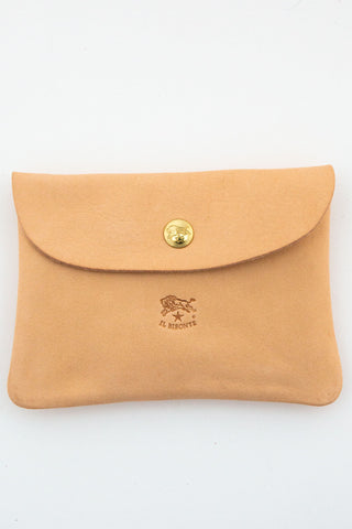 il bisonte natural passport envelope