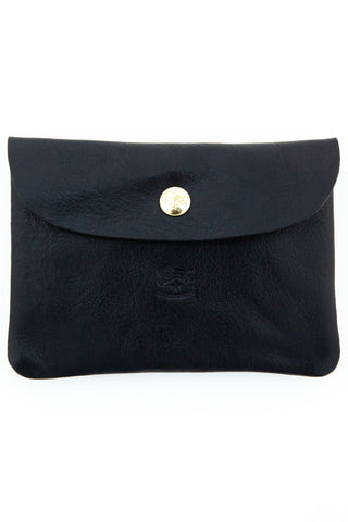 il bisonte black passport envelope