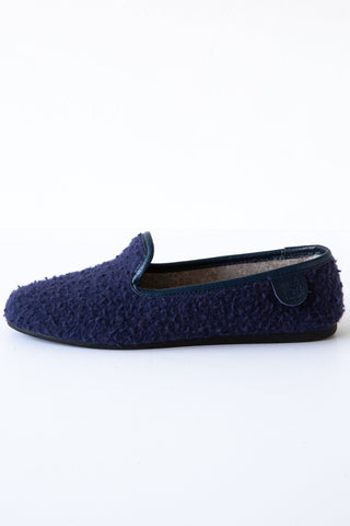 il bisonte blue slipper