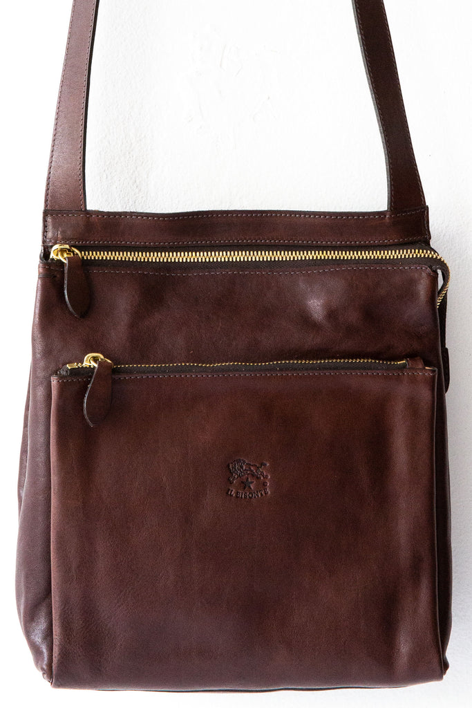 il bisonte tundra jamie cross body bag