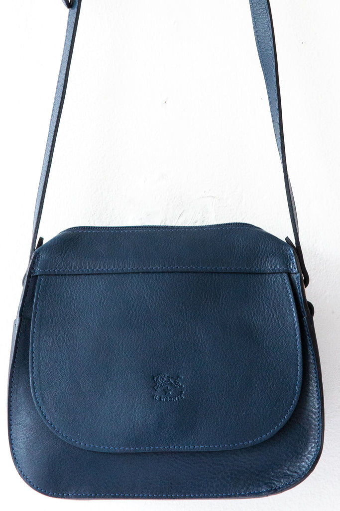 il bisonte blue a2904 bag