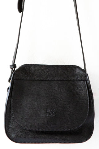 il bisonte black a2904 bag