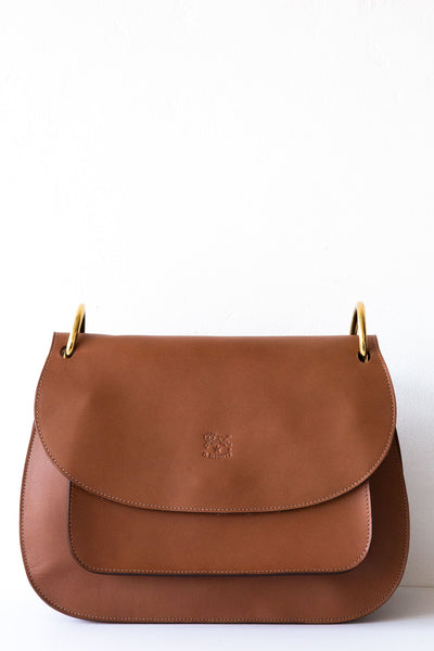 il bisonte lt brown handbag