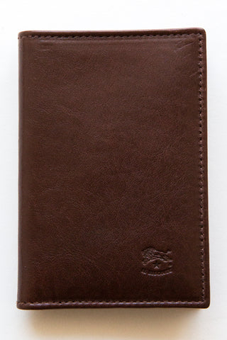 il bisonte brown c0980  wallet