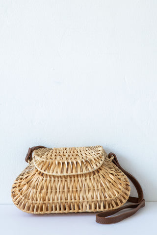 Maria La Rosa Natural  Otranto Bag