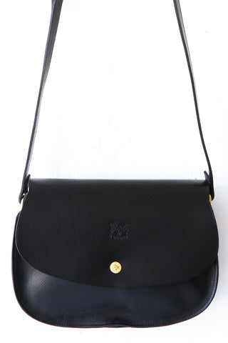 il bisonte black irina bag