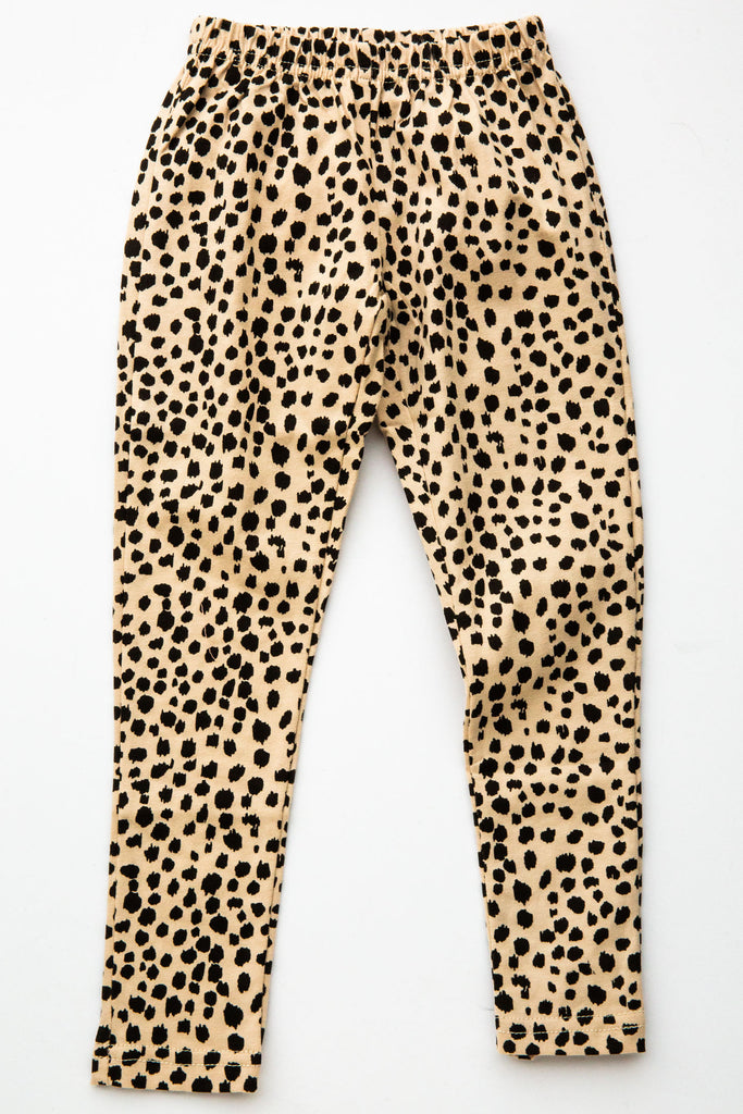 Siaomimi Leopard Leggings