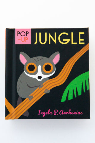 Pop Up Jungle Book