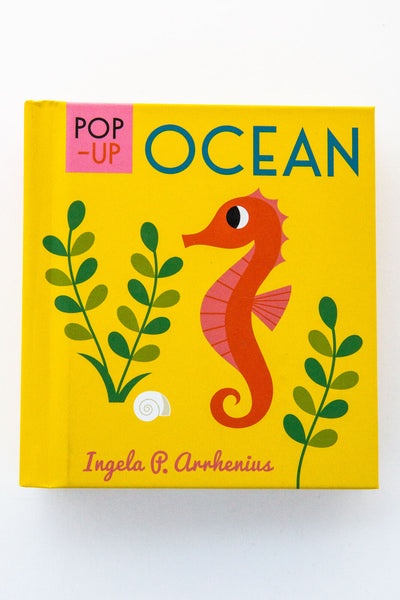 Pop Up Ocean Book