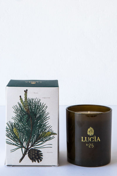 Lucia Pine Candle