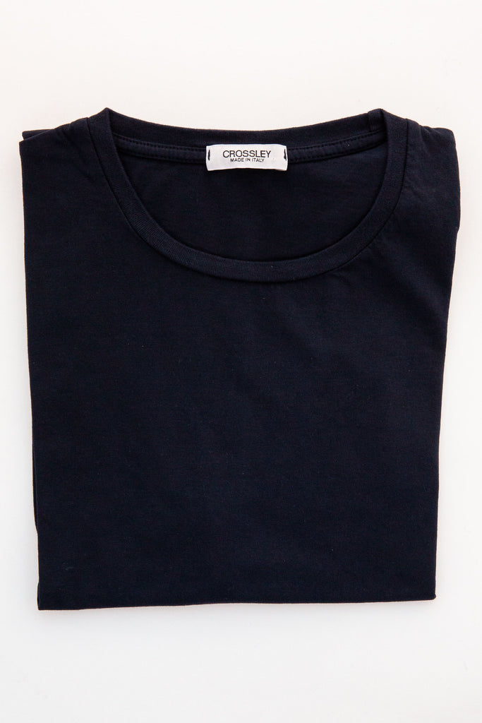 Crossley Hunt Navy Tee