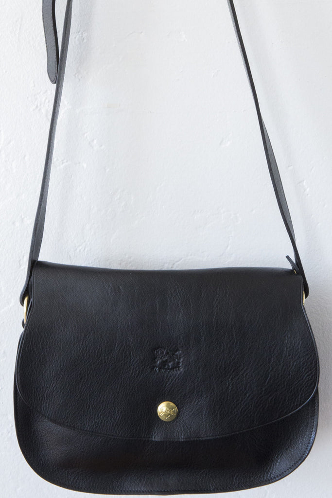il bisonte black 153 irina bag